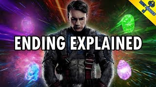 Avengers: Endgame Ending Explained (and Theories)