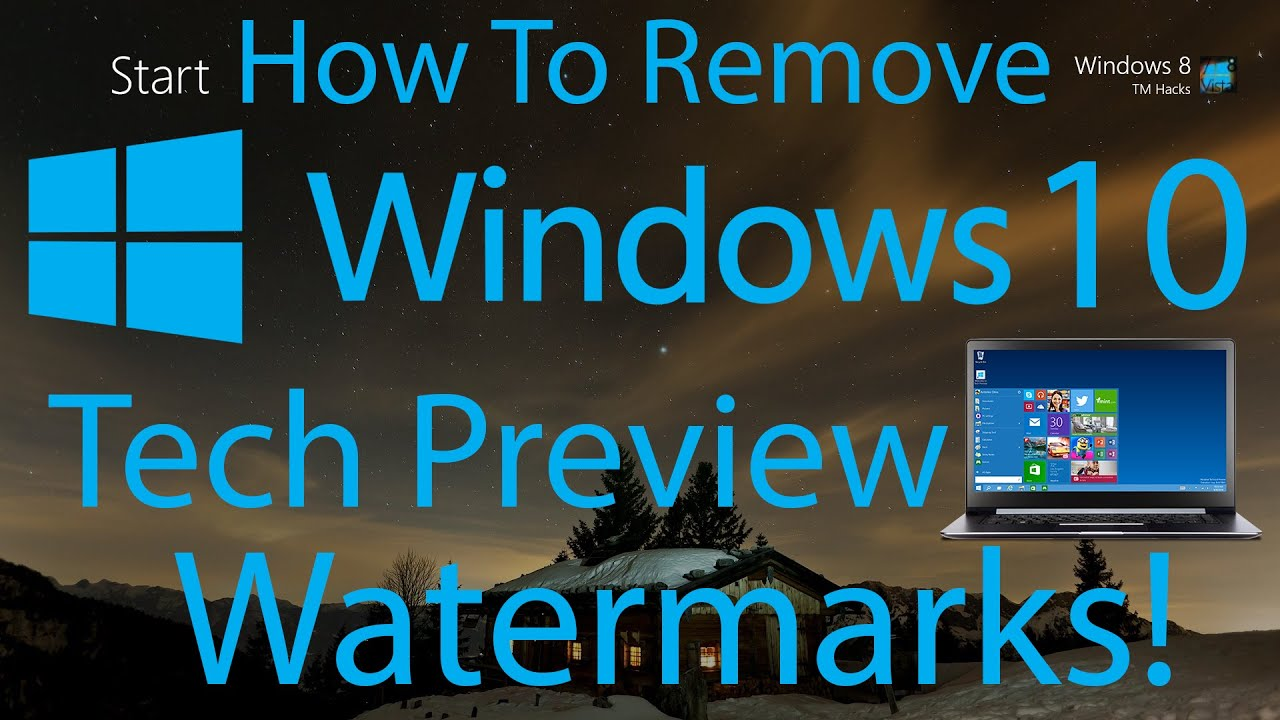 Uninstall Windows 10 Technical Preview How To Remove