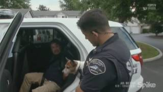 Dog Owner Arrested, Dog Doesn