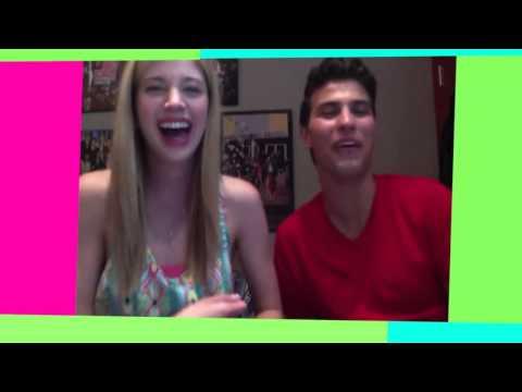 Degrassi Downtime: Sarah Fisher & Luke Bilyk