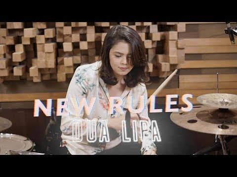 New Rules - Dua Lipa (Drum Cover) - Rani Ramadhany