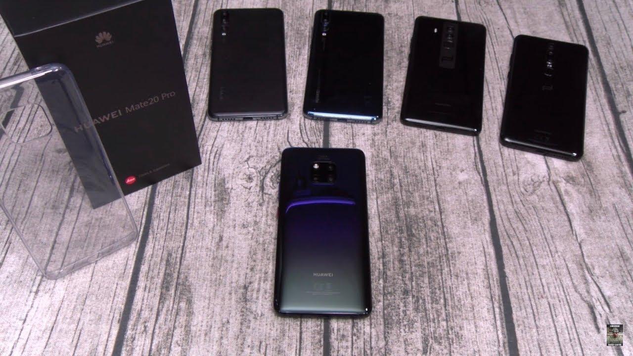 Huawei Mate 20 Pro - Unpacking!