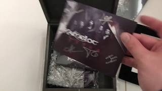 KAMELOT - THE SHADOW THEORY // EARBOOK & BOXSET -unboxing-