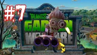 Растения против Зомби[Plants vs Zombies].Садовая война #7