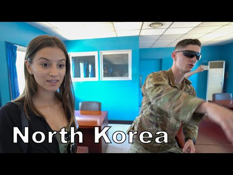 My Impossible 5 Minute Trip To North Korea