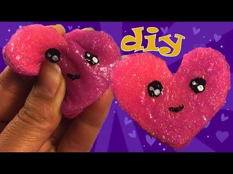 DIY cute squishies! Met Gel-a-peel!