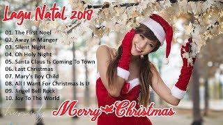 🎅10 Lagu Natal Barat Terpopuler 🎄 Lagu Natal Terbaru 2018