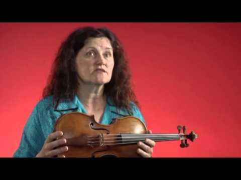 Elizabeth Blumenstock on the Baroque Violin