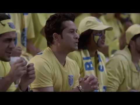 Kerala Blasters FC Hero ISL 2016 Promo