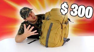 Paguei $300 nessa MOCHILA e o que veio dentro me deixou ABISMADO !!