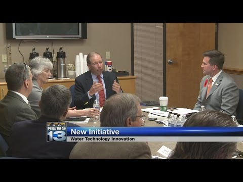 Senator Tom Udall challenges New Mexico companies to conserve water
