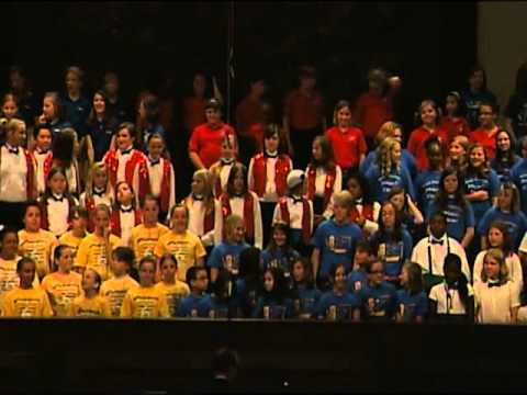 Panama City Fifth Grade Music Festival - Part 1