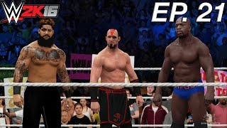 WWE 2K16 My Career - LOOK OUT ROMAN (EP. 21)