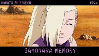 Naruto Shippuden ED24 - Sayonara Memory 【Thai Sub】