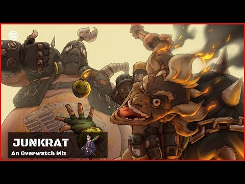 for Playing Junkrat 💣 Overwatch Mix 💣 Playlist to play Junkrat