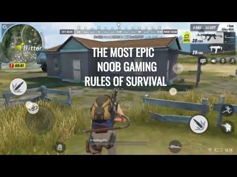 Rules of Survival Noob Gaming