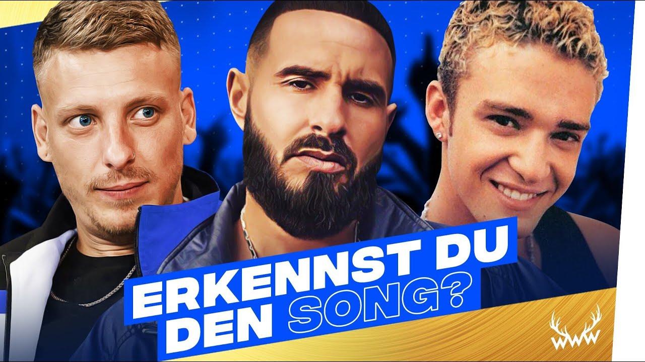 Erkennst DU den Song? (mit Felix Lobrecht) - DIE REVANCHE!