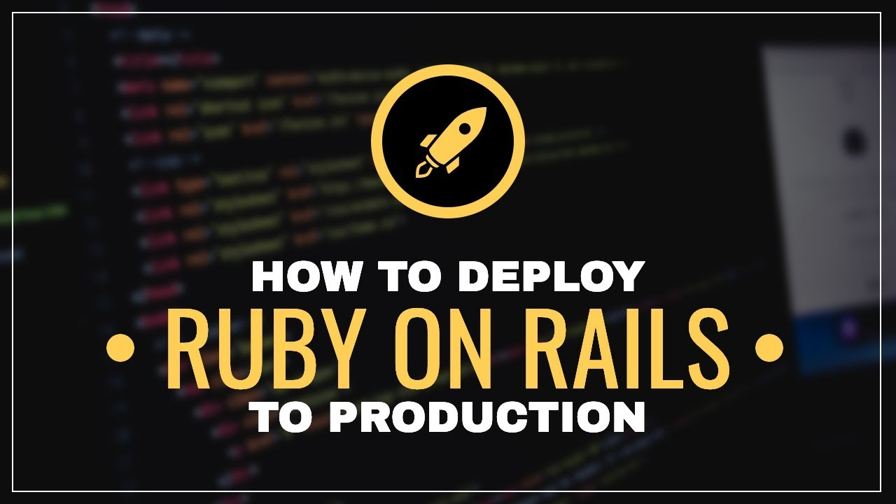 Deploy Ruby On Rails to Ubuntu 18 04 Bionic Beaver (2019 Update