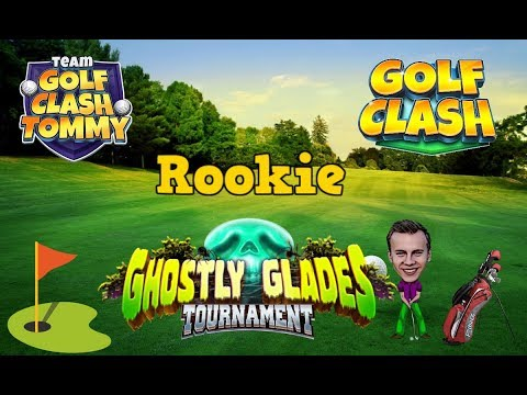 Golf Clash tips, Hole 1 - Par 4, Ghostly Glade - Ghostly Glades Tournament - GUIDE/TUTORIAL