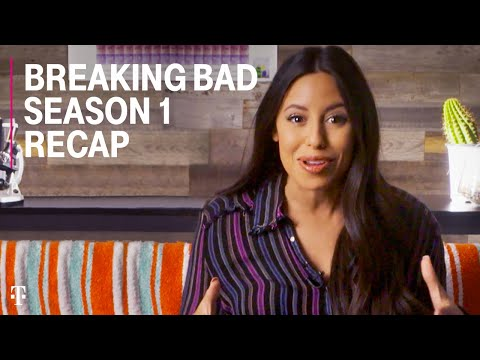 Breaking Bad: Season 1 RECAP | T-Mobile + Netflix On US