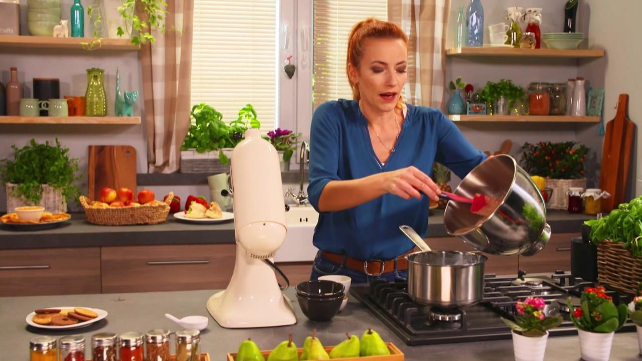 365 Obiadow Mariety Mareckiej Seria 2 W Kuchni Zwiastun Youtube
