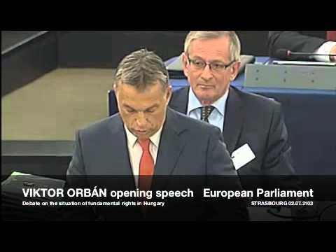 Debate on the situation of fundamental rights in Hungary - European Parliament