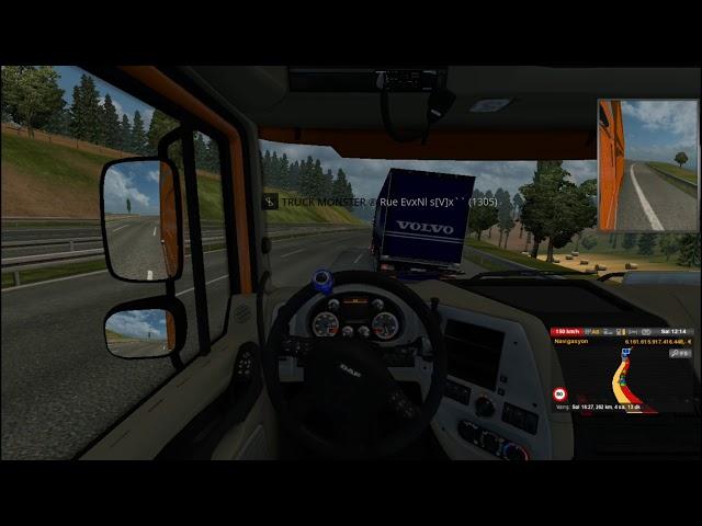 Euro Truck Simulator 2 TAMPON ?! [ 4K ]