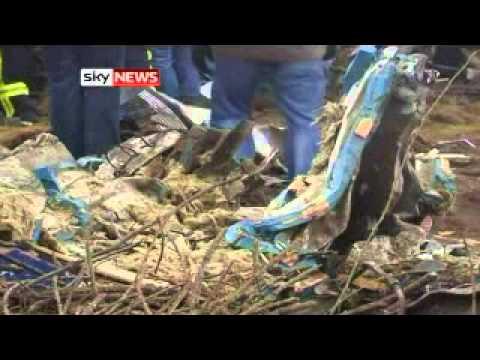 10 Killed In Train Crash In Germany