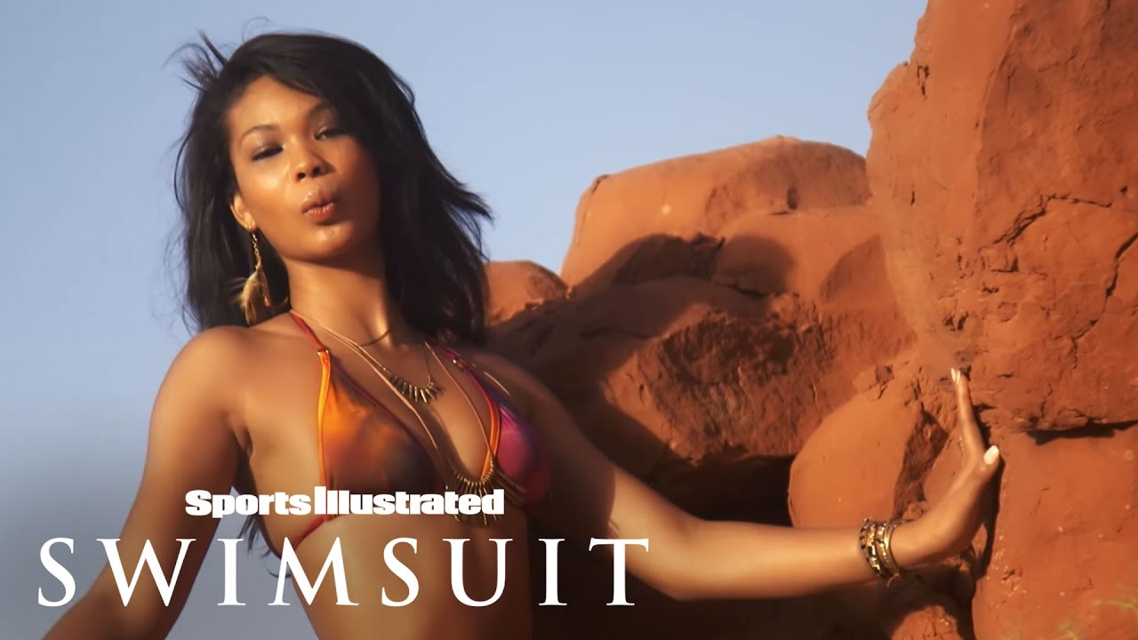 chanel iman shakes her booty for you in these outtakes | sports