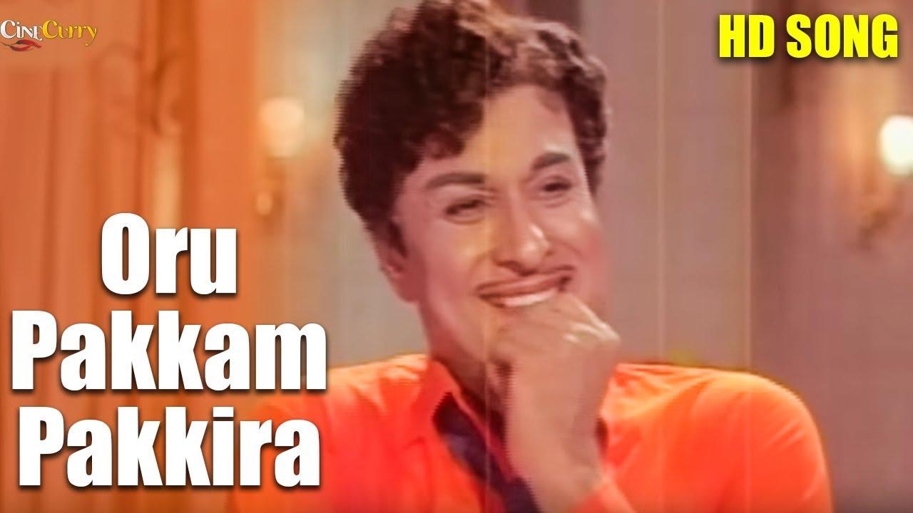 Oru Pakkam Pakkira HD Video Song │Maattukara Velan Movie│V. K. ...