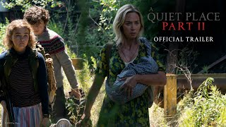 A Quiet Place Part II | Official Trailer | Paramount Pictures UK