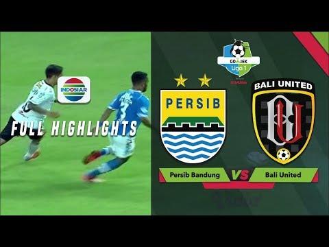 PERSIB Bandung (1) vs (1) BALI UNITED - Full Highlight | Go-Jek Liga 1 bersama Bukalapak