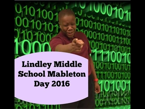 Lindley Middle School Mableton Day Promo #1 2016