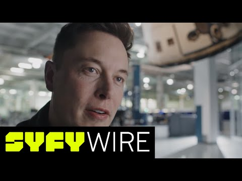 Exclusive: National Geographic's 'Mars' Episode 6 | Syfy Wire