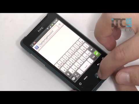 ▶ Видеообзор Review HTC Gratia