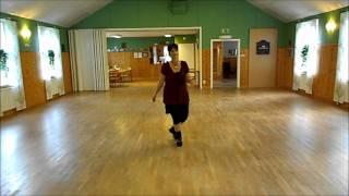 Whole Again - Linedance