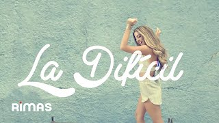 Corina Smith - La Difícil (Official Lyric Video)