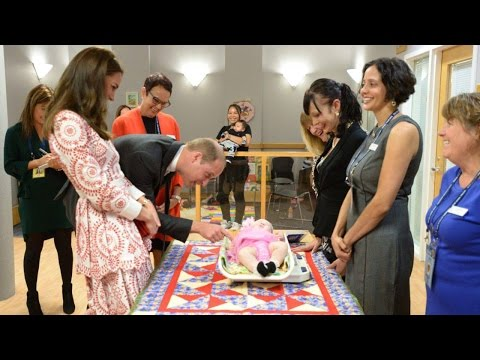 Will and Kate meet Vancouver mothers battling addiction