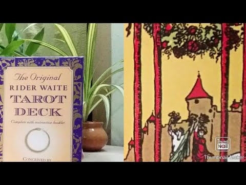 the-original-rider-waite-tarot-deck--from-amazon,-review.