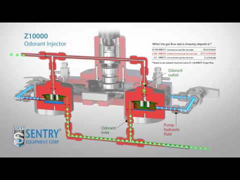 Natural Gas Odorant Injection System | Odorization | Natural Gas Smell | Gas Leak Detection