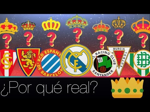 ¿Por qué hay EQUIPOS REALES en España? | Rafael Escrig