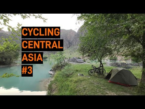 Cycling Central Asia #3:  Kyrgyzstan's secret