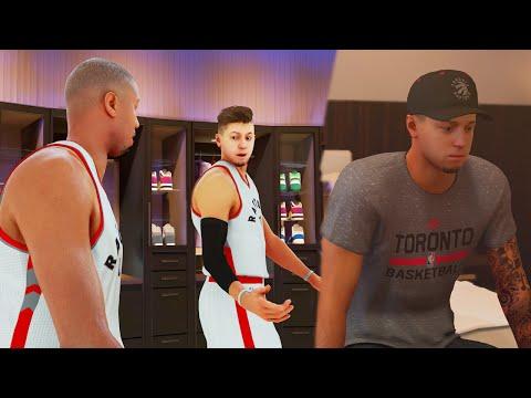 NBA 2k17 - The NBA Draft and Debut!!!! Ep.6