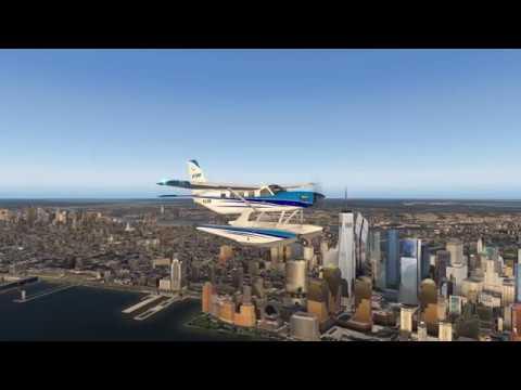 X Plane 11.11 DD New York City, Thranda Kodiak 100 v1.6