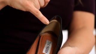How to Make Heels Smaller Using Insoles | High Heel Walking
