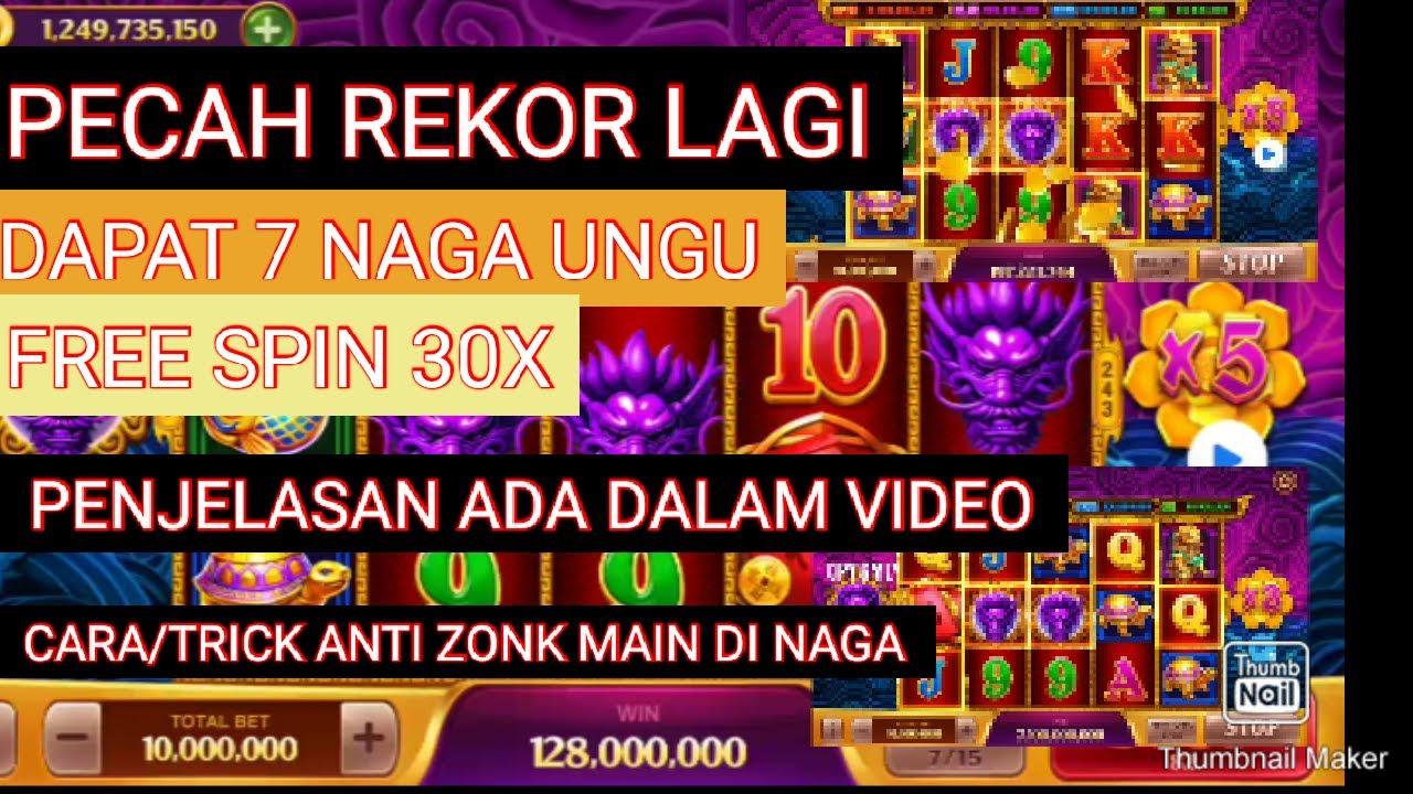 Naga Ungu Paling Jago Dah Youtube