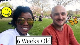 FUN FAMILY DAY OUT WITH A NEWBORN | AdannaDavid