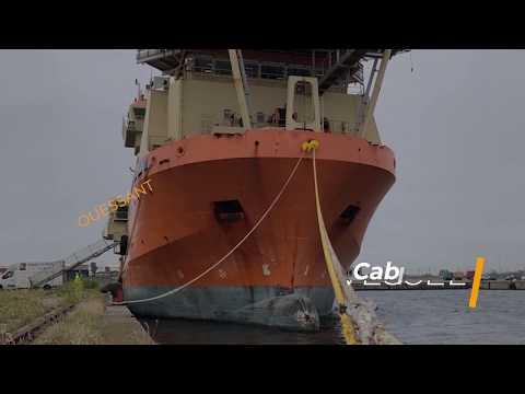 2020 - New Cable Maintenance Vessel - Ile d'Ouessant