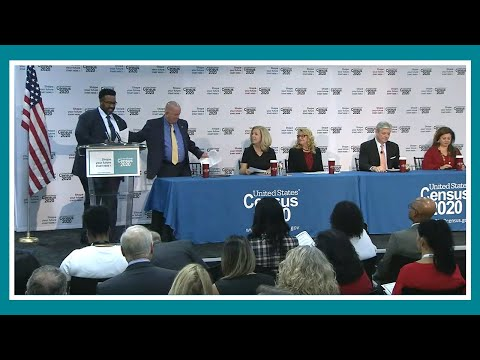 2020 Census National Day Of Recruitment Webcast