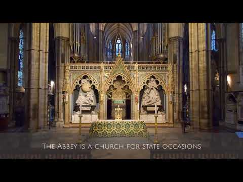 The Next Chapter: Drone in Westminster Abbey